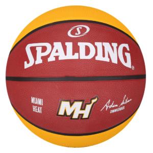 Pelota de Basket Spalding NBA Team Miami Heat Outdoor