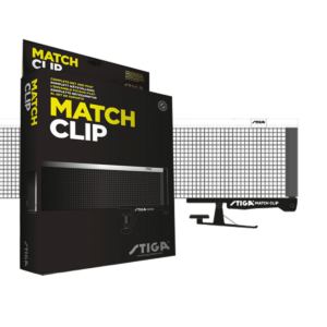 Soportes Tenis De Mesa Stiga Match Clip + Red