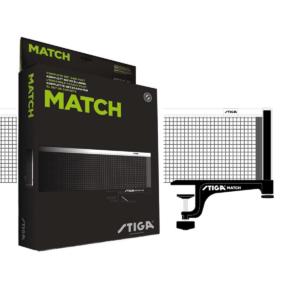 Soportes Tenis De Mesa Set Stiga Match + Red