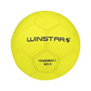 Pelota para Handball Winstar Amarillo #3