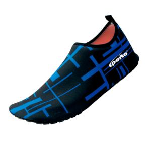 Aqua Shoes Porto Negro Azul