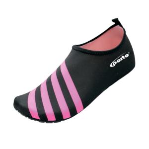 aqua shoes porto negro mujer