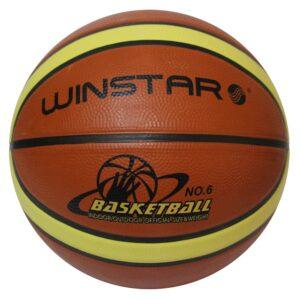 Pelota Basket Winstar talla 6 Peso Medida Oficial