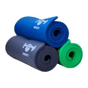 Mat Yoga 8mm Pilates Fitness + Funda Fit