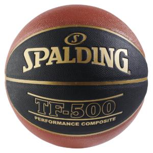 Pelota de Basket Spalding TF-500 Indoor Black