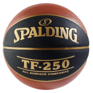 Pelota de Basket Spalding TF-250 Black Indoor/Outdoor