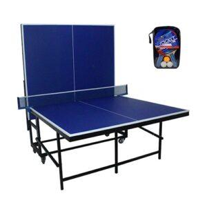Mesa De Ping Pong Plegable Modelo Americano 15mm