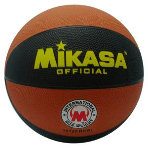 Pelota de Basket Mikasa Oficial Outdoor Marrón/Negro #7