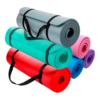 Mat Yoga 10mm Pilates Fitness