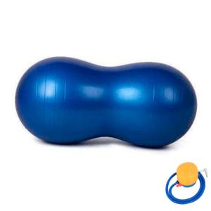 Pelota Mani Pilates Ejercicios + Inflador