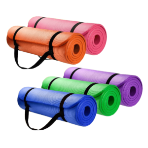Mat Yoga 20mm Pilates Fitness + Funda