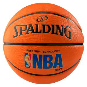 Pelota de Básquet Spalding Logoman Soft Grip NBA #7