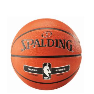 Pelota de Basket Spalding Silver Series NBA Outdoor #3